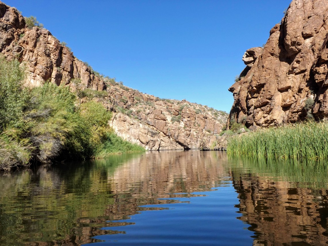 Labarge Cove Canyon Lake AZ