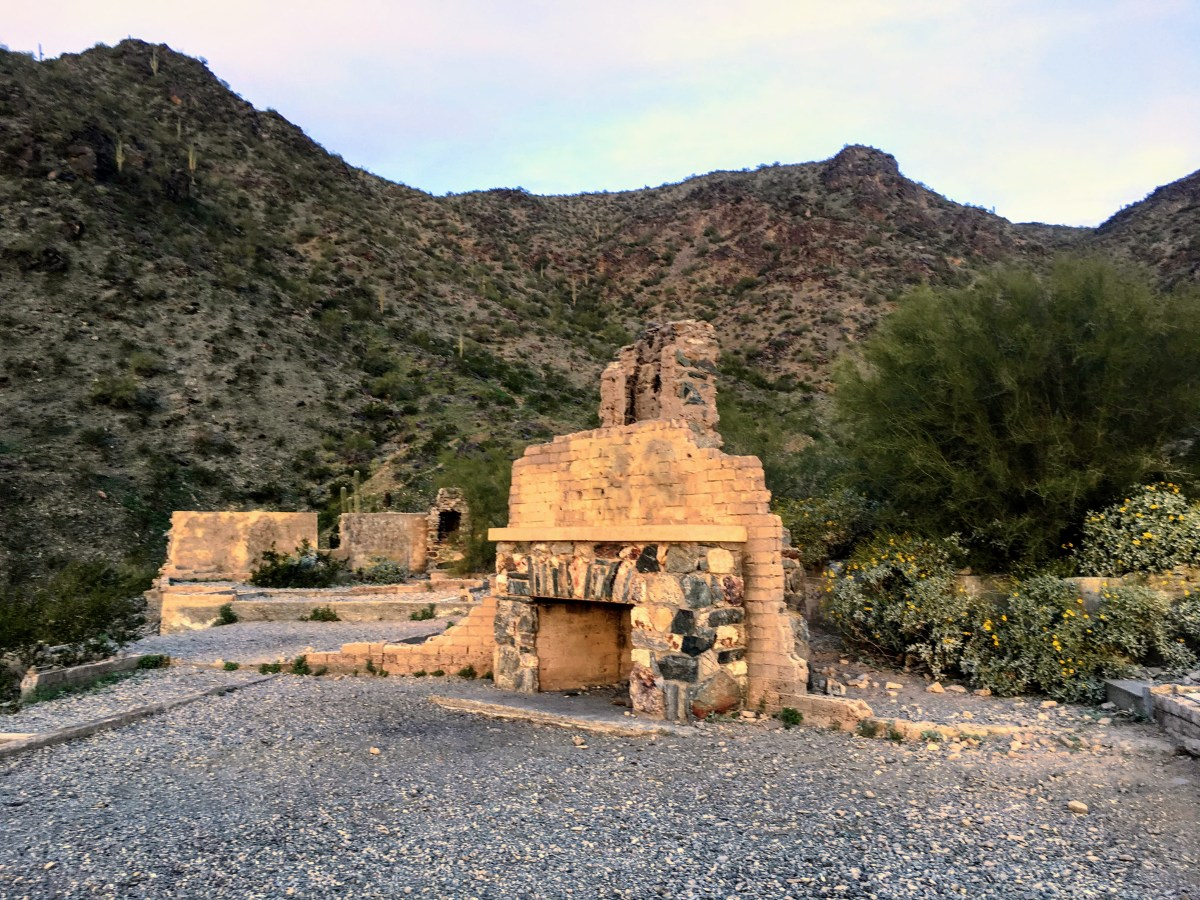 Many myths surround the history of Lost Ranch ruins in Phoenix South Mountain Park