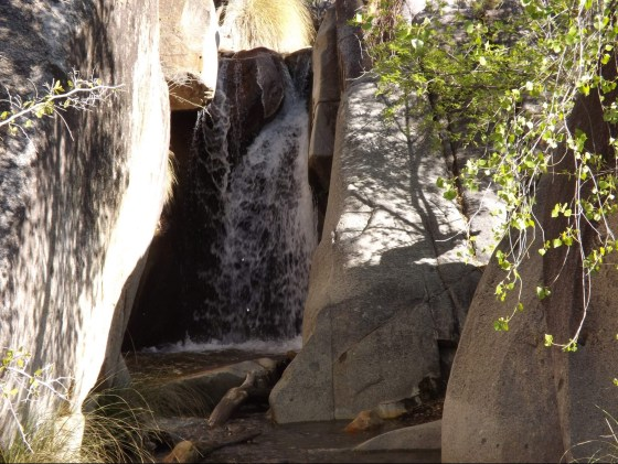 Madera Secret Waterfall