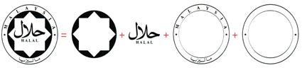 halal logo JAKIM Malaysia