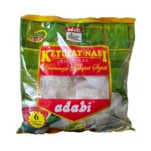 Ketupat Nasi 130g x 6 packs