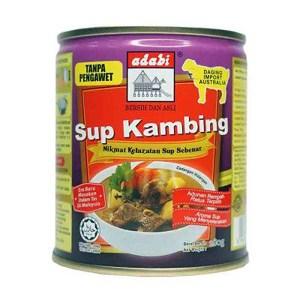Sup Kambing 280g