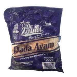 Dr Zainol Dada Ayam