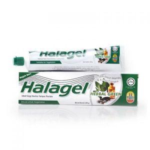 Halagel Ubat Gigi Herba Tanpa Florida (Herbal Green)