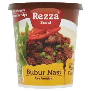 Rezza Bubur Nasi rendang