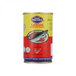 Pertima Sardin 155g
