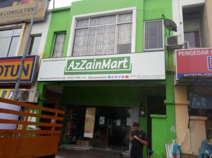AzZainMart Bandar Putera 2