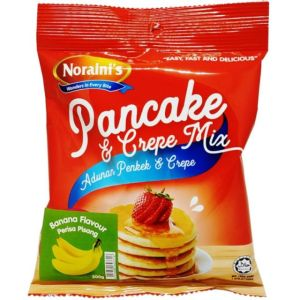Norainis Pancake Perisa Pisang 200g