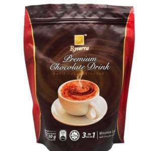 Ryverra Premium Chocolate Drink 3in1