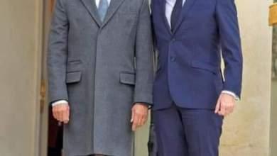 صورة باريس: الرئيس غزواني يدعو لإلغاء الديون عن دولG5