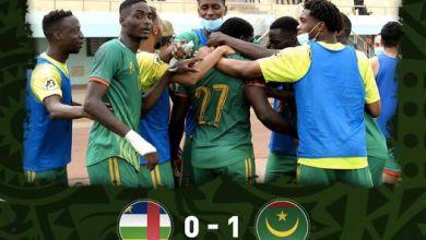 صورة موريتانيا إلى الكان للمرة الثانية لى التوالي