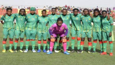صورة منتخب موريتانيا للسيدات خارج التصنيف