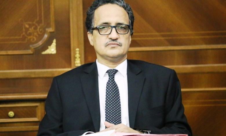 وزير في عهد ولد عبدالعزيز