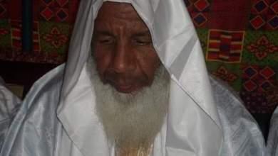 صورة رحيل أحد أشهر علماء موريتانيا