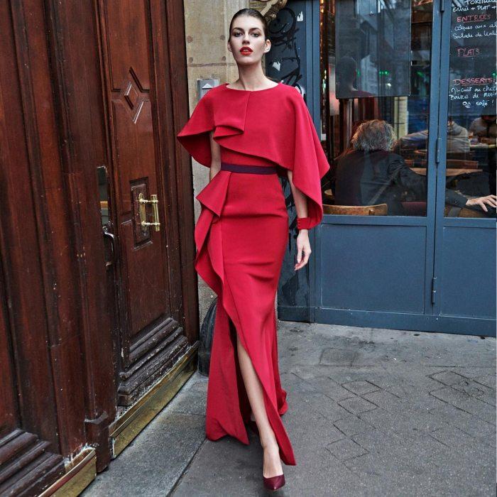 Look 11   Long Dress