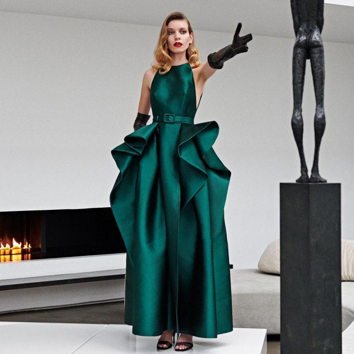 Look 13   Long Dress