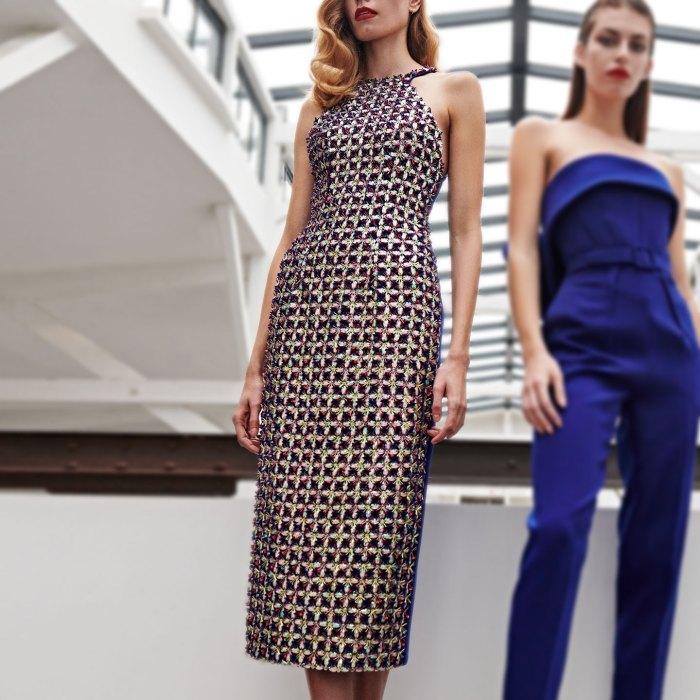 Look 6 | Long Dress