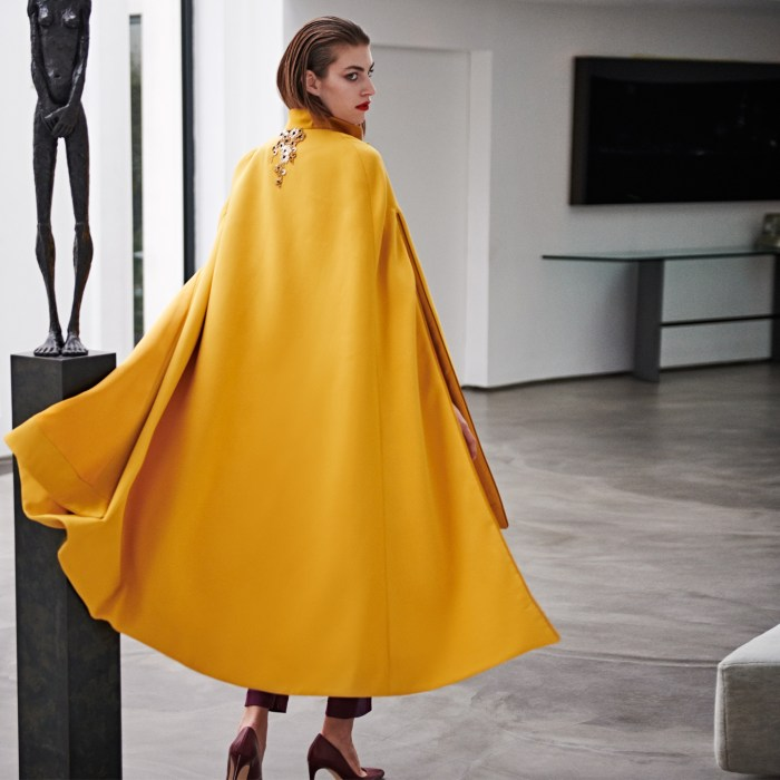 Look 3   Cape