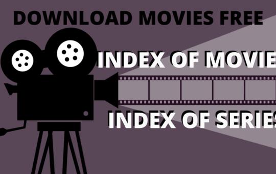 INDEX OF MOVIES