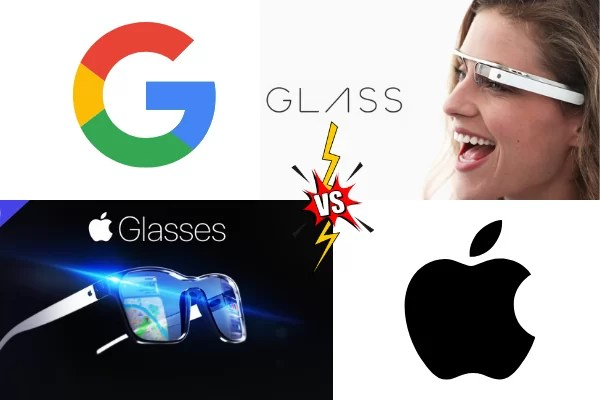 apple glasses - Apple glass vs google glass