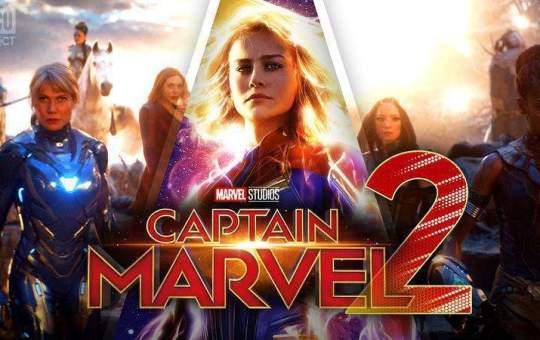 Index of Captain Marvel 2