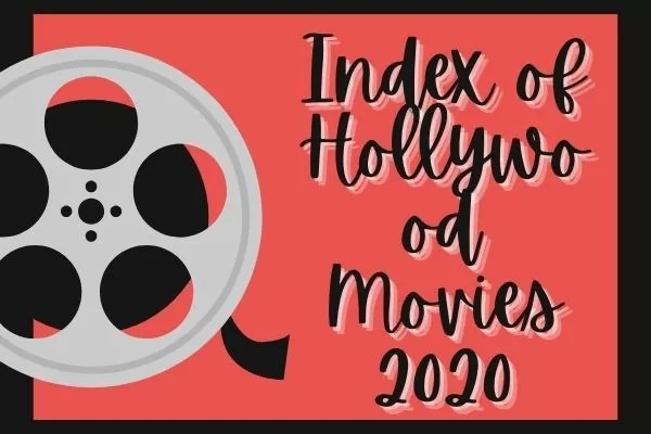 Index of Hollywood Movies 2020