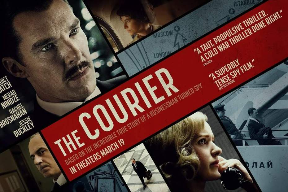 Index of The Courier (2021)