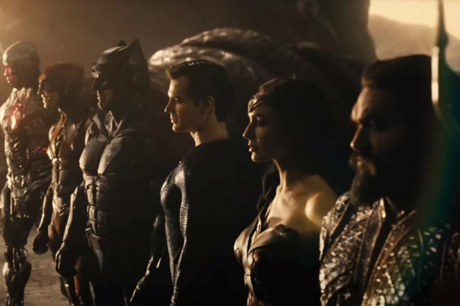Index of Zack Snyder's Justice League