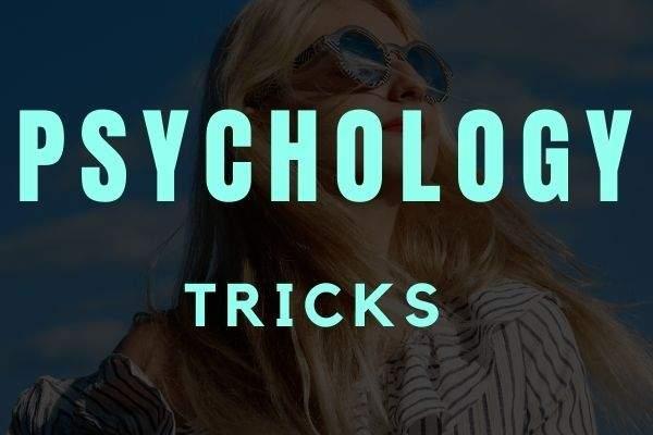 9 Weird Psychology Tricks