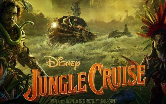 Index of Jungle Cruise 2021