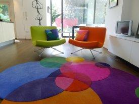 tapetes coloridos 6