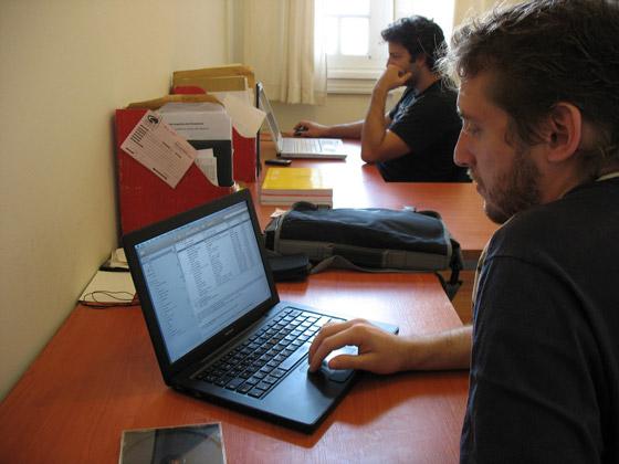 Cowork Central, spot para coworking en Buenos Aires.