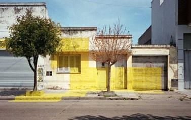 Intervención en una casa de Mar del Plata