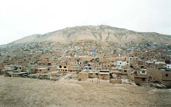 Imagen de Thomas Struth de la Ciudad de Lima, Perú. © Thomas Struth, 2009.
