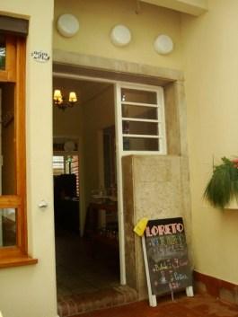 Interior Loreto Garden Bar