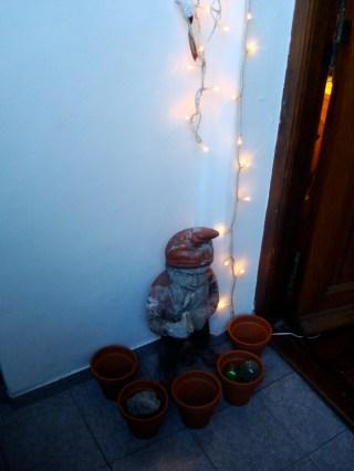 Enanito iluminado en SAPO