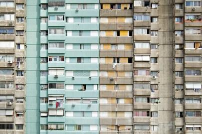 Fachadas de Buenos Aires por Flaneur