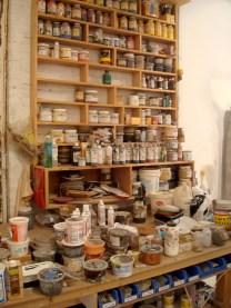 Espacio de trabajo - Bushwick Open Studios