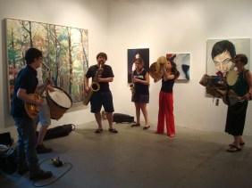 Música en el Loft - Bushwick Open Studios