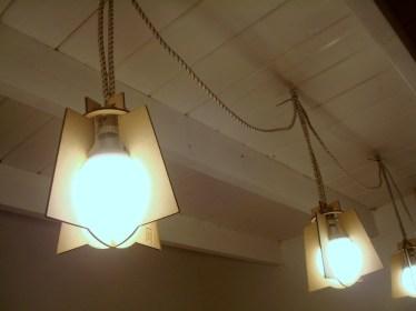 Lámparas de Kuku