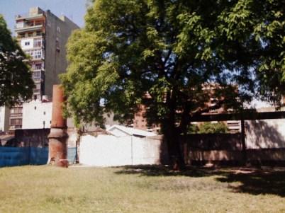 Foto del parque del CCEBA en el ex-Patronato de la infancia