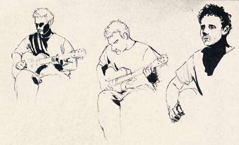 Un concierto por Anne Sophie Girault