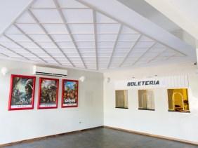 Boleterías del Cine Palace de Santa Cruz. Foto