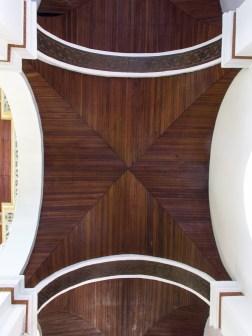 Interior de la Catedral Metropolitana Basílica de San Lorenzo. Foto