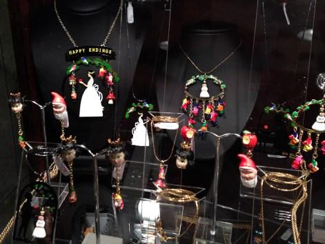Joyería inspirada en Blancanieves en La Basílica. Foto