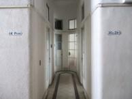 Vista hacia oficinas del Palacio Barolo. Foto
