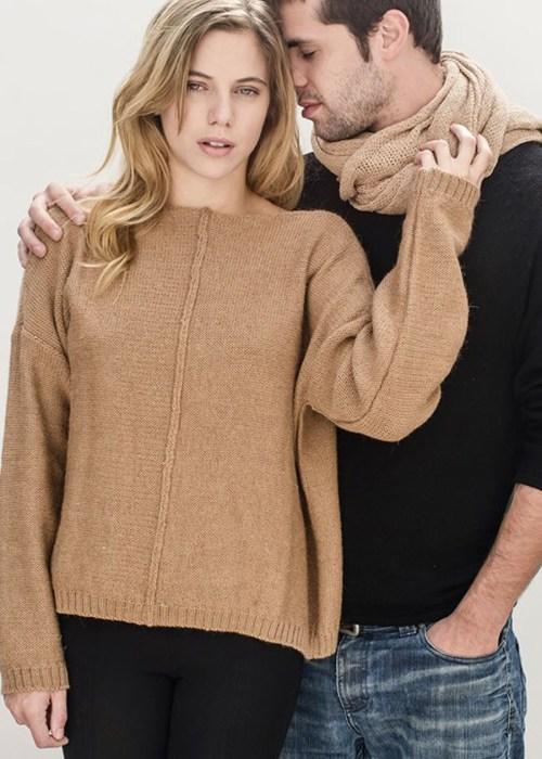 Sweaters de lana merino de Ovis21 by Cúbreme. ©Cúbreme