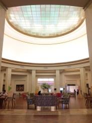 Sala de distribución a salones del NH Provincial. Foto