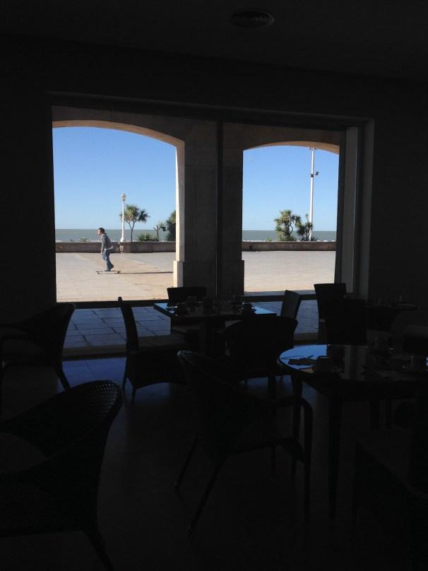 Restaurante principal del NH Gran Hotel Provincial. Foto