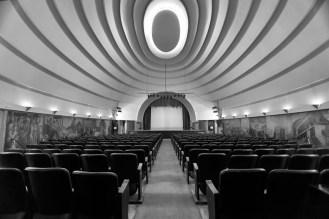 Interior del teatro Empire. ©Claudio Larrea